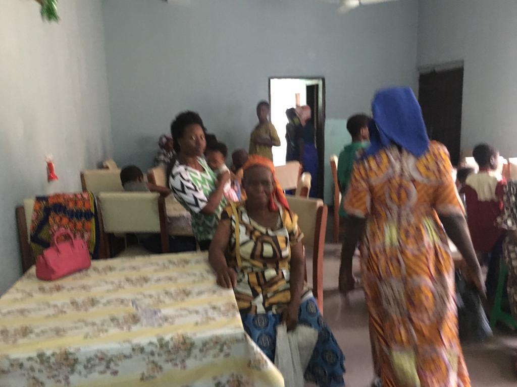 Caring Hands - Nigerian Feeding Centre