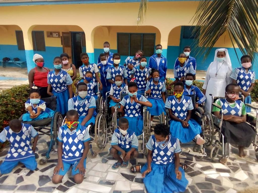 Hope for Disabled people in Ghana